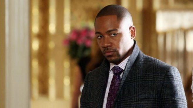 un actor de scandal deja la serie después de que su mujer le acuse