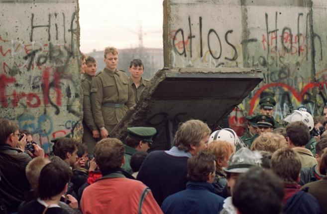 Foto de archivo del 11 denoviembre de 1989.