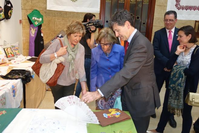 El alcalde de Castellón, este lunes.