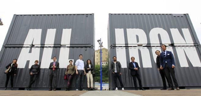 """El Museo Marítimo de Bilbao presenta la obra """"Al iron""""..."""