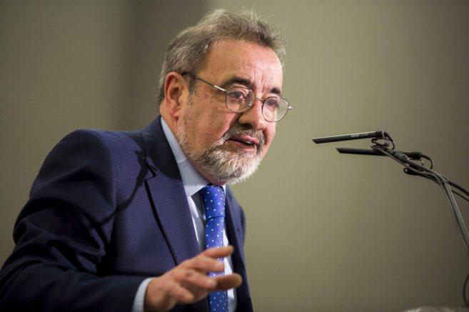 El presidente de Cierval, José Vicente González.
