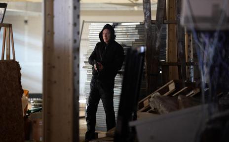 Jack Bauer, en acción.