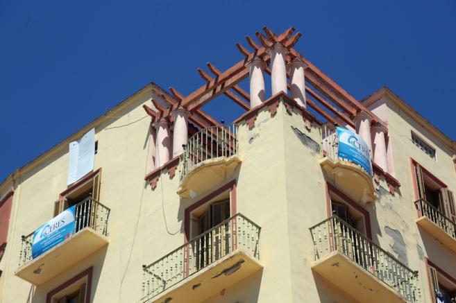 El ático que está reformando Antonio Banderas en el centro de...