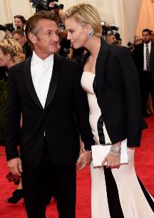 Charlize Theron y Sean Penn comenzaron a salir con el arranque del...