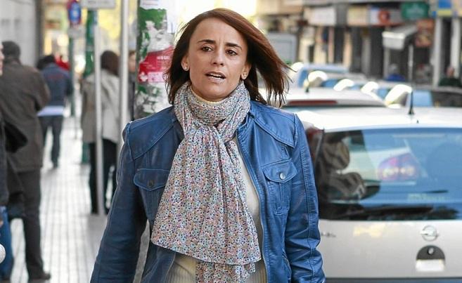 La ex consellera de Cooperación local Cati Julve.