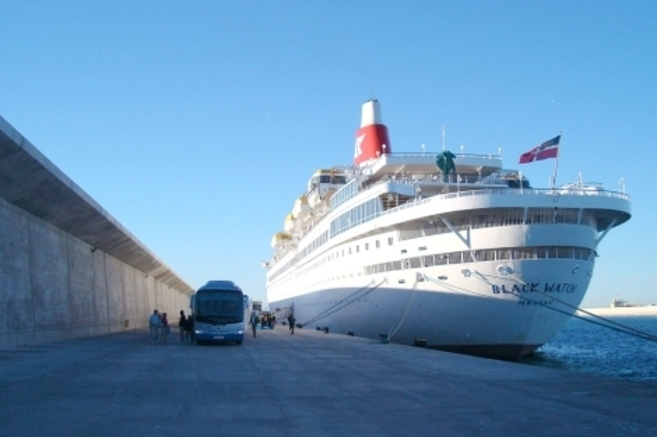 El Puerto de Castellón ha recibido varios cruceros en los últimos...