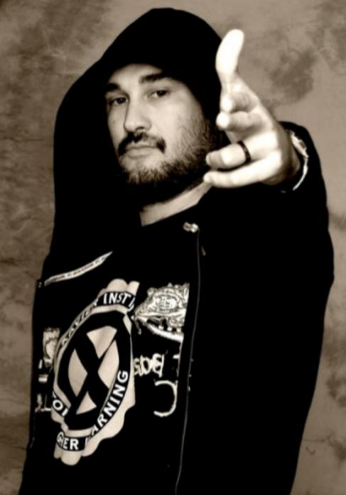 Javier Ibarra, más conocido como Kase. O.