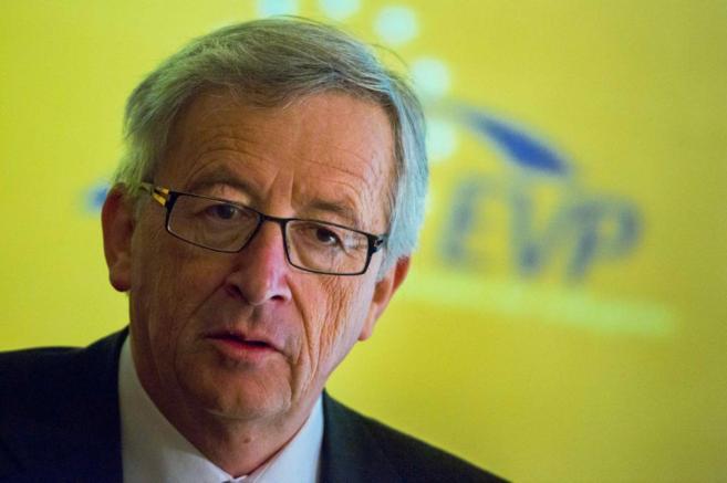 El candidato a la Presidencia de la Comisión Europea por el PPE,...