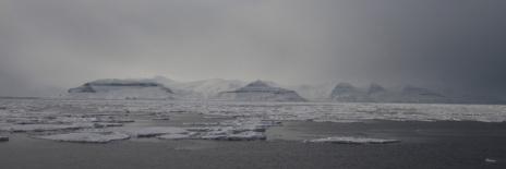 Panorámica del Ártico