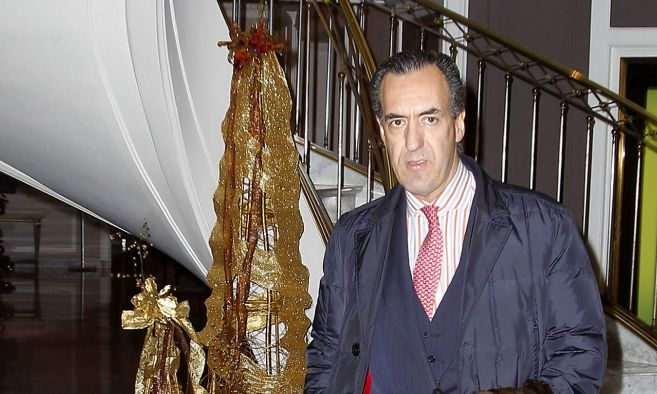Jaime de Marichalar, en una imagen de archivo.