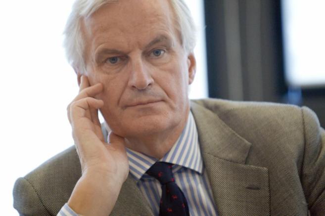 Michel Barnier, comisario europeo de Mercado Interior