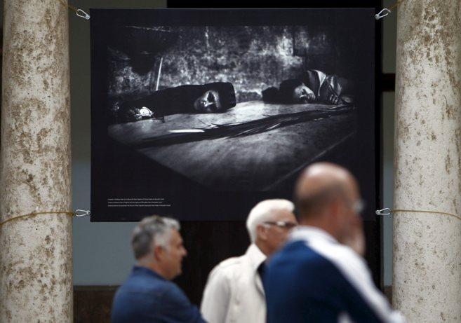 Una de las imágenes de la muestra de Pizarro en PhotOn.