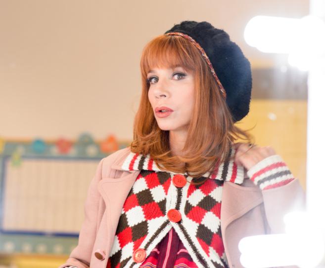 Victoria Abril, en el papel de Fernanda.