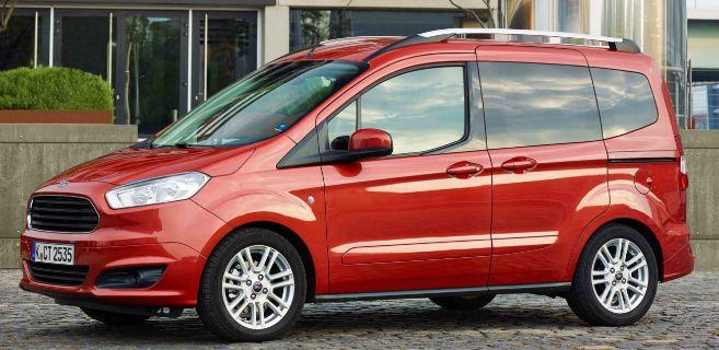 Ford Tourneo Courier Para La Familia Y Todo Lo Demas Motor El