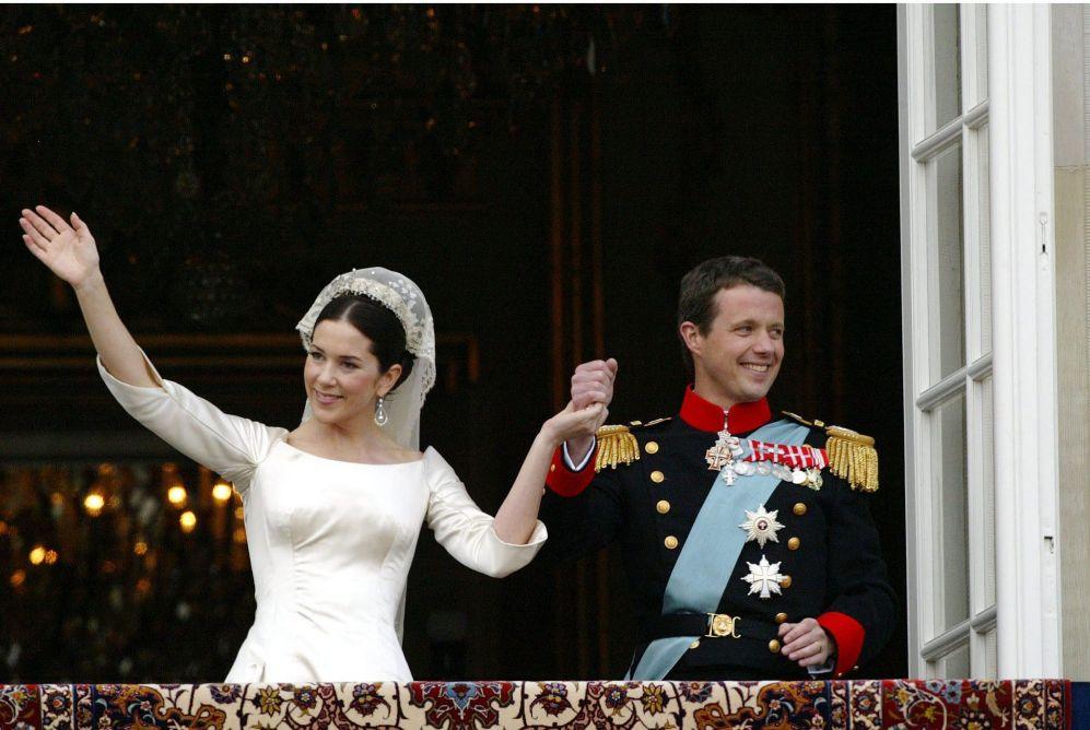 Mary Donaldson y Federico de Dinamarca se casaron el 14 de mayo de...