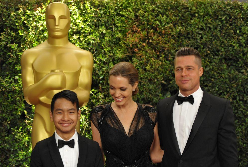 El pasado noviembre, la actriz recibió un Oscar honorífico por sus...