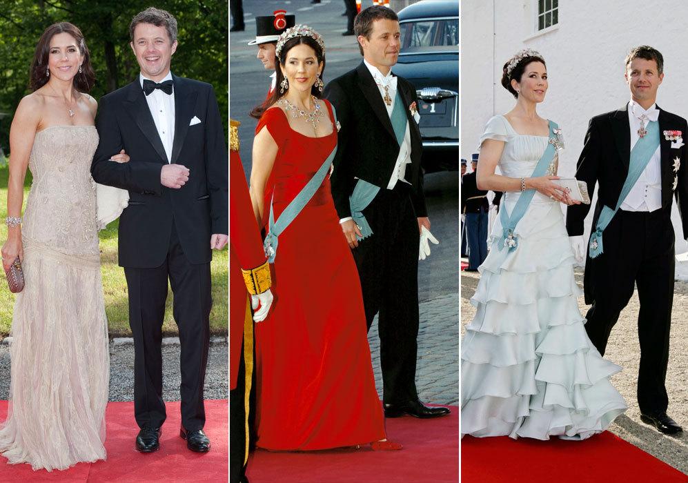 Mary de Dinamarca se ha convertido en una de las princesas más...