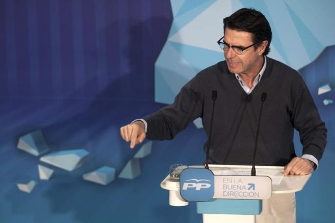 El ministro de Industria, José Manuel Soria.