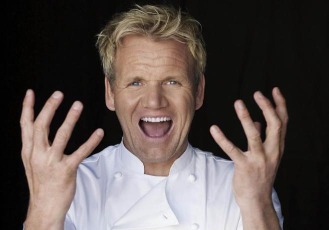 El chef Gordon Ramsay, impulsor del formato televisivo de Pesadilla en...