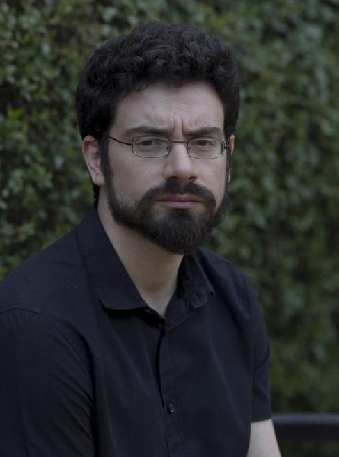 El director de cine, Carlo Padial