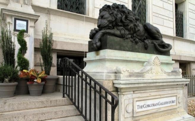La Corcoran Gallery Of Art en Washington.