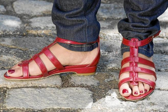 Protector rozaduras pies