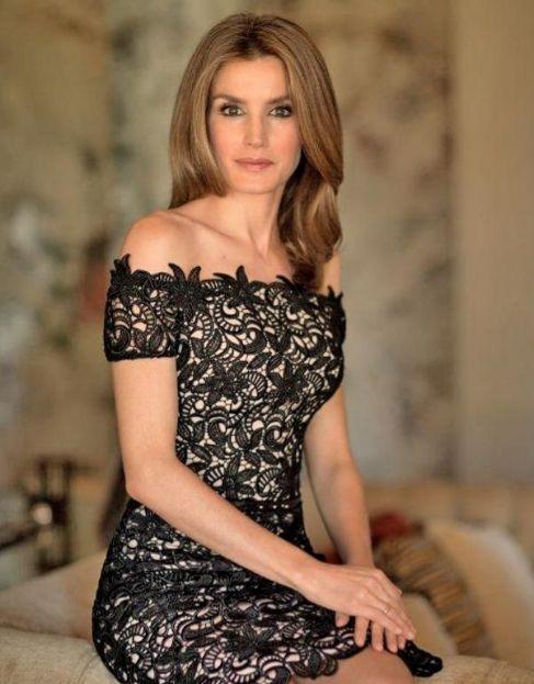 La princesa Letizia posa con motivo de su cuarenta cumpleaños
