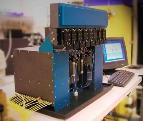 Impresora 3D utilizada para fabricar virus.
