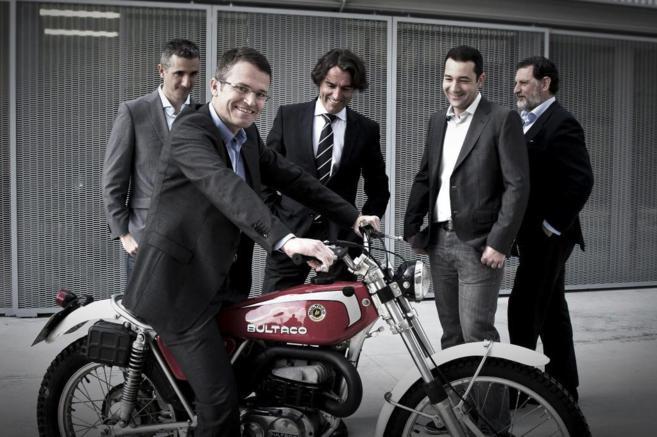 Gerarld Pöllmann, presidente y cofundador de Bultaco Motors, sobre...