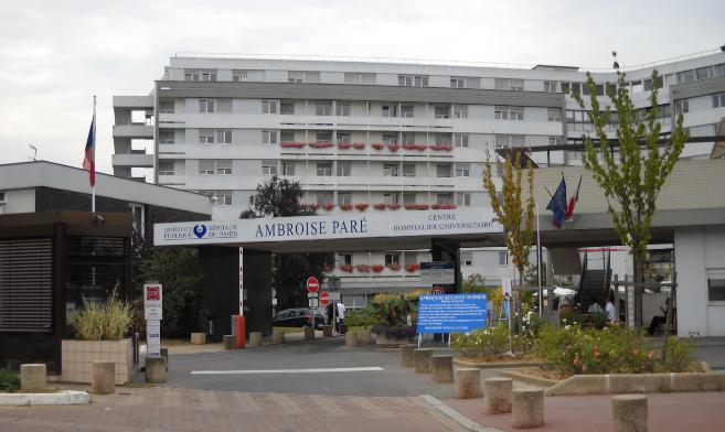 Hospital Ambroise-Paré.
