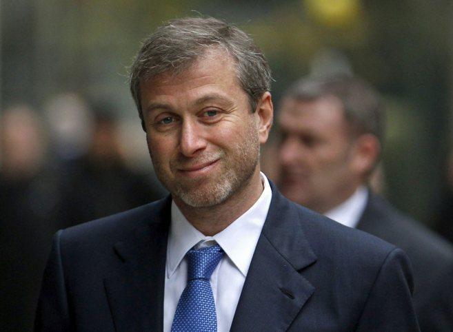 El presidente del Chelsea, Roman Abramovich, tiene una fortuna...