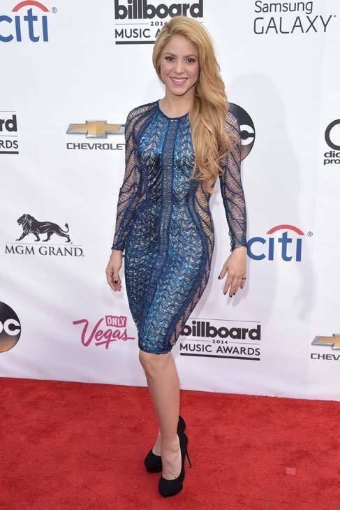 Shakira suele dejar el buen gusto y el estilo en casa y bajo llave. En...