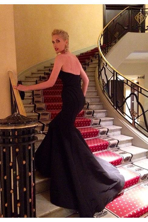 Judit Mascó puso la nota española a la noche en Cannes con un...