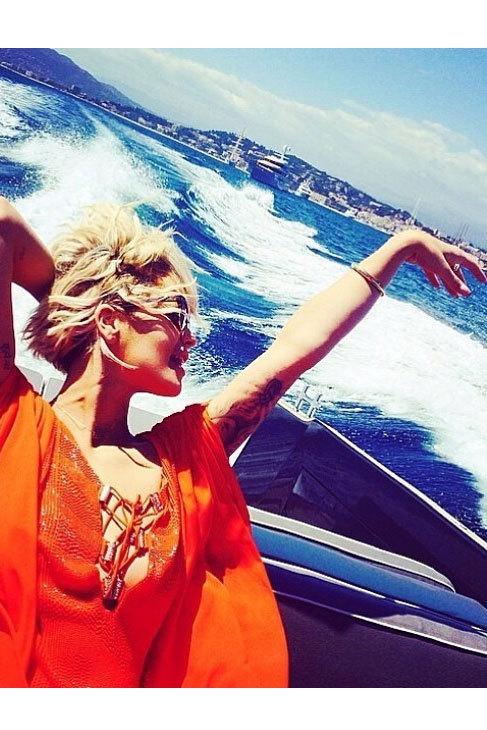 Las redes sociales dejan ver el Festival de Cannes entre bambalinas. O...