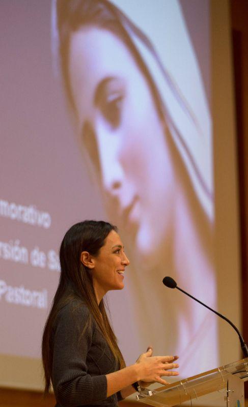 Tamara Falcó. La vertiente religiosa de Tamara Falcó (32) es la...