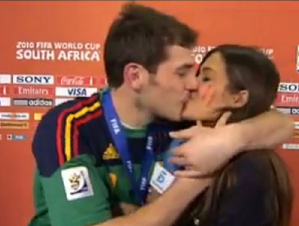 Iker casillas and sara carbonero dating divas