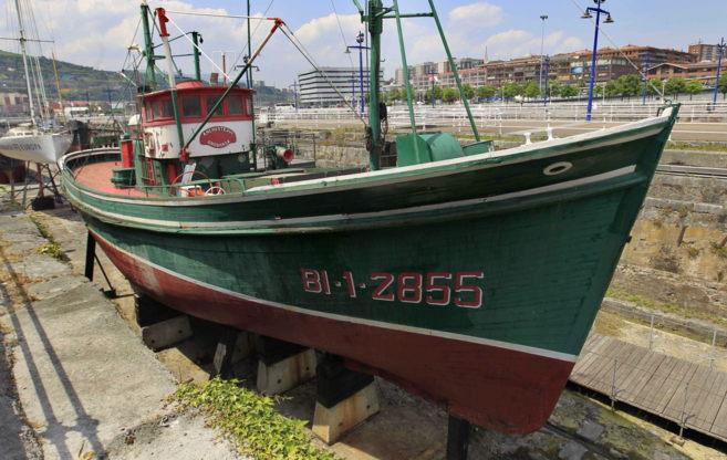 El Museo Marítimo Ría de Bilbao ha acordado dar de baja y retirar de...