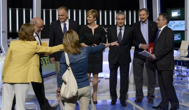 Terricabras (ERC), González Pons (PP), María Casado, Jáuregui...