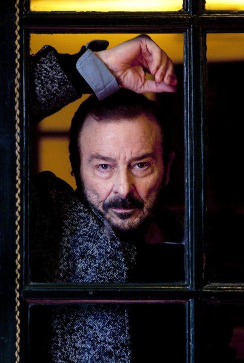 El actor de cine, teatro y televisión Juan Diego, premiado en el...