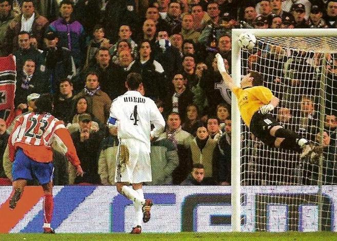 Real Madrid y Atletico de Madrid
