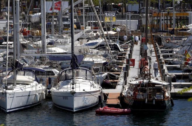 La Marina del Port Vell, que está siendo investigada por Antifrau.