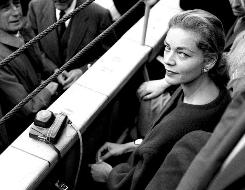 El 10 de Mayo de 1959, Lauren Bacall no se perdió la Feria de San...