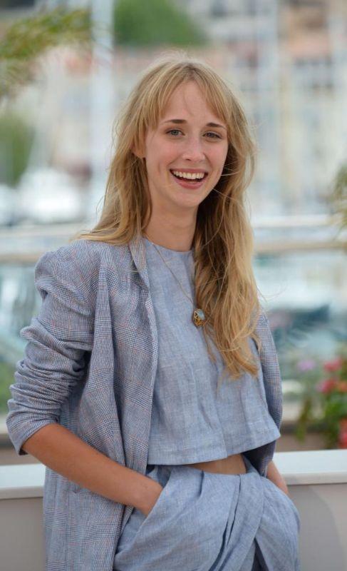 Ingrid García-Jonsson (22 años). A su madre sueca le debe esa...