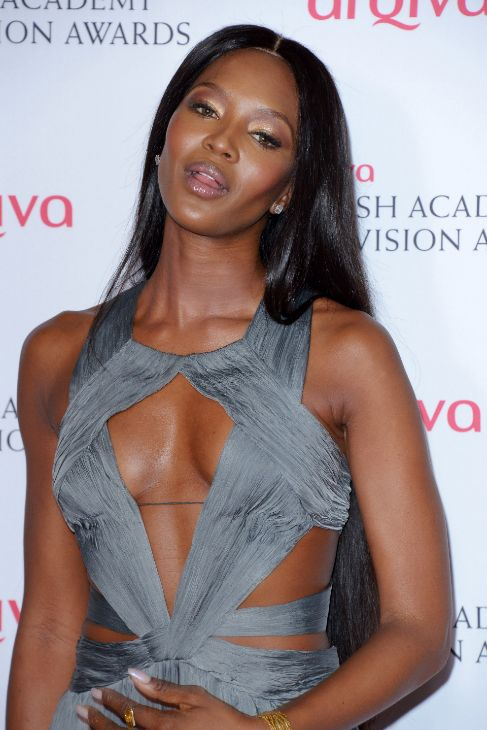 Naomi Campbell, en una imagen reciente.