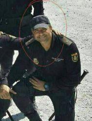 Policía fallecido
