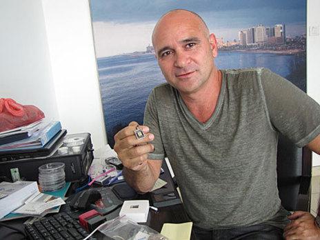 Ami Bentov sujera su 'nanobiblia'