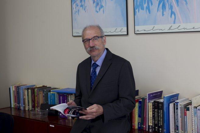 Ramón Trías, presidente de AIS Group en la sede la compañía.