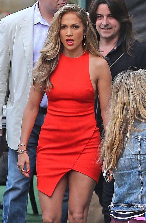 Si por algo se caracteriza Jennifer Lopez es por mostrarse siempre...