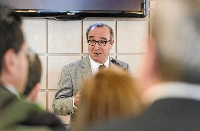 El presidente de Hosbec, Antoni Mayor, en una imagen de archivo.