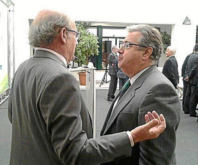 Los alcaldes de Huelva y Sevilla, este martes en Las Charlas de EL...